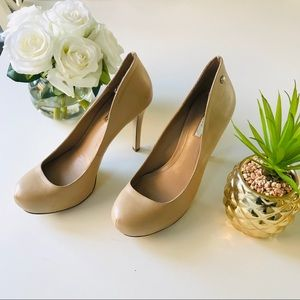 BCBGeneration 9M Pumps Nude In Color